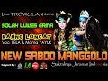 Solah Luwes ERINA == Lagu BAJING LONCAT Voc LELA & Bu YAYUK == New SABDO MANGGOLO Live TROWULAN 2018