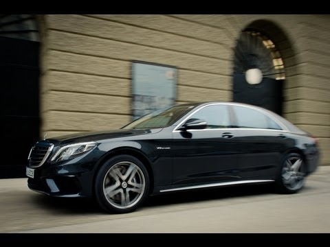 2014 Mercedes Benz S63 AMG 4MATIC (W222) - review testdrive hands-on test