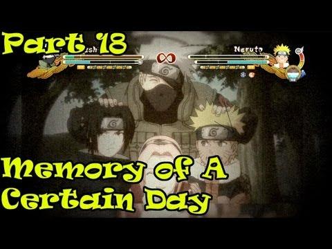 Naruto Ultimate Ninja Storm 3 Side Mission Walkthrough Part 18