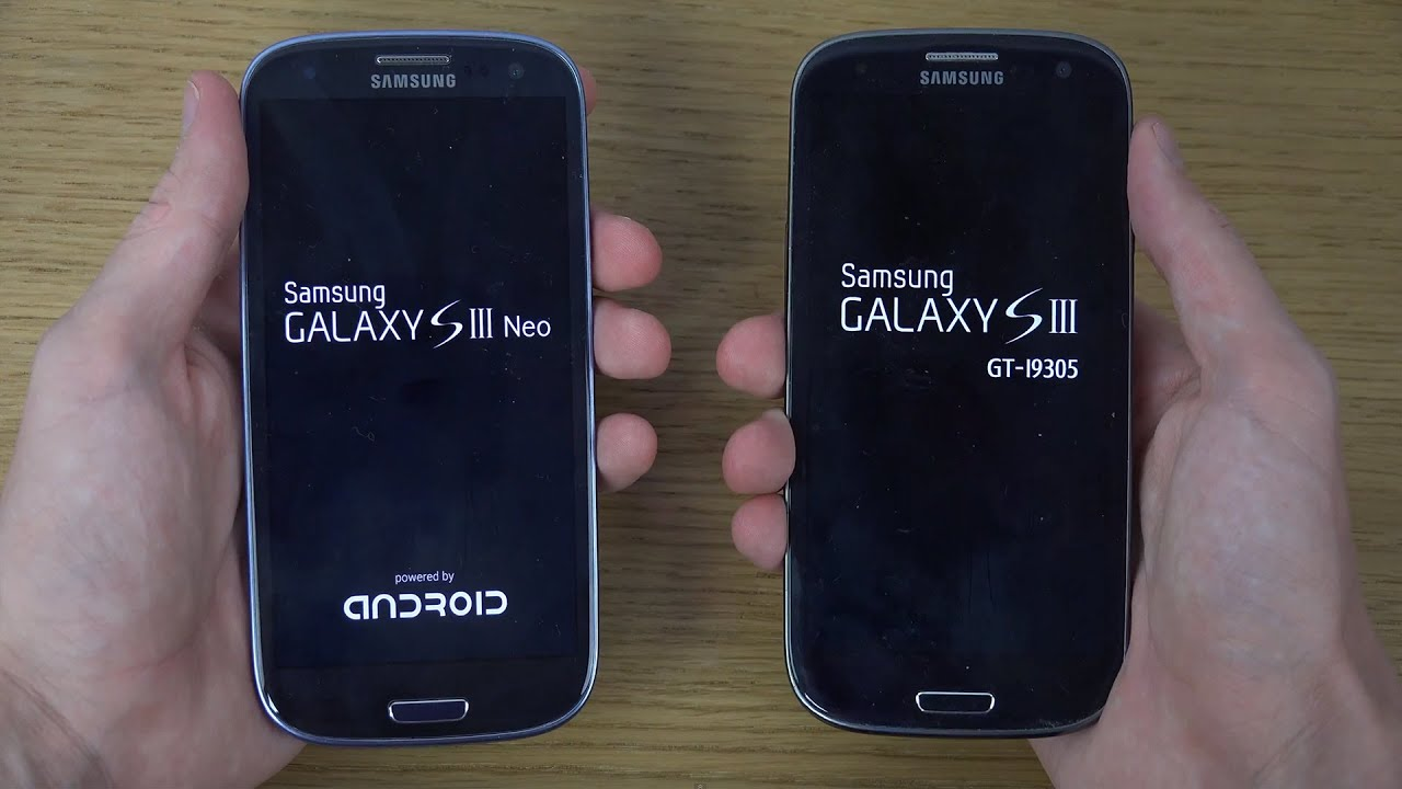 Samsung Galaxy S3 Neo vs. Samsung Galaxy S3 4G - Which Is Faster