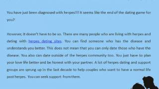 [A Website for Herpes Dating and Awareness] Video