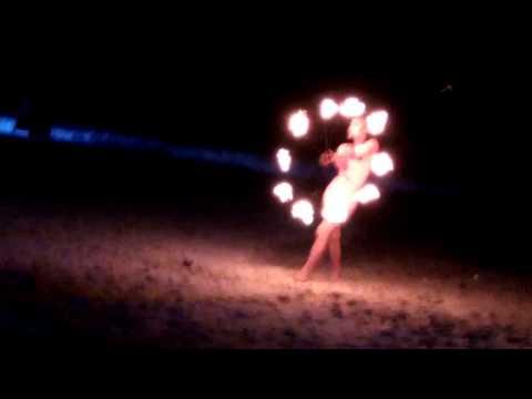 Fire Dance- Puerto Galera, White Beach