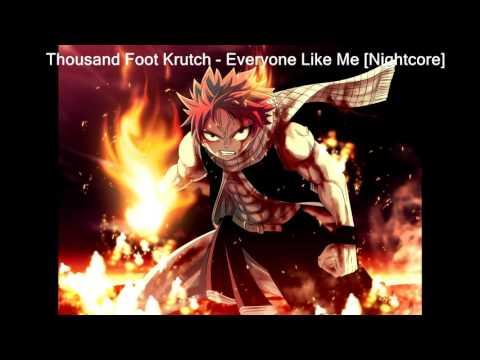 Thousand Foot Krutch - Everyone Like Me