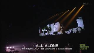 download lagu All Alone live gratis