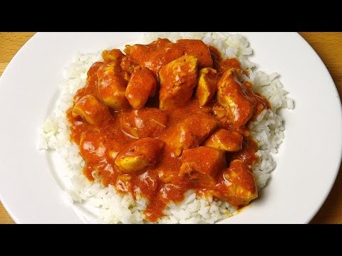Easy Chicken Tikka Masala - RECIPE