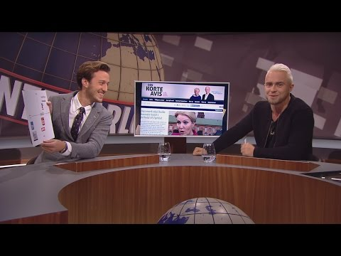 Den Korte Avis er en vanvittig ikke-avis - Monte Carlo på DR3