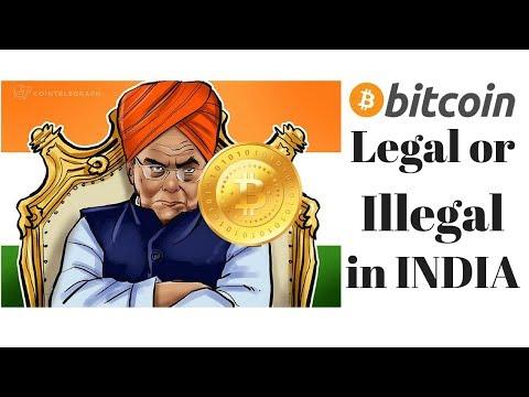 Bitcoin Legal Or Illegal in India? By Global Rashid in Hindi/Urdu