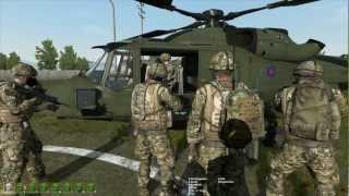 ARMA 2 Hostage Rescue Gone Wrong