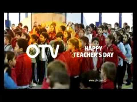 AIS on OTV Teachers' Day 2014 (1)