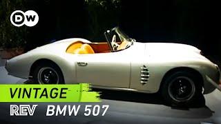 vintage! BMW 507 | drive it