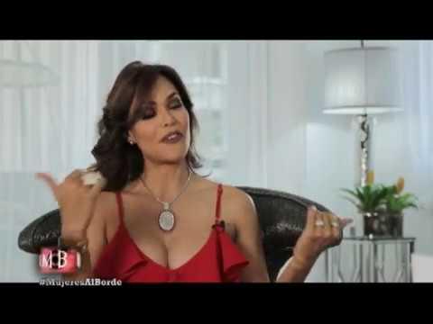 Georgina Duluc: Me Parece Cruel Que La TV Dominicana D3nigre a Las Mujeres Sólo Por Rating 1/4
