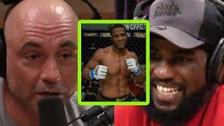 Karl Roberson is a BEAST! | Joe Rogan and Corey Anderson