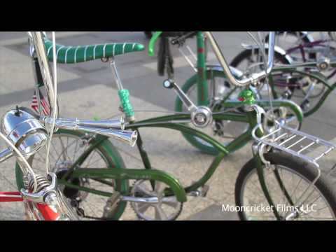 Classic Pedal Day San Francisco Schwinn Stingray Krate huffy murray & more webisode 5