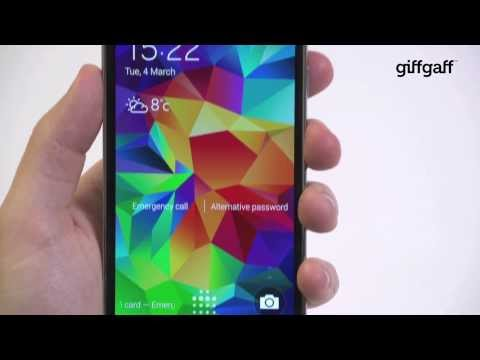Samsung Galaxy S5 review   giffgaff
