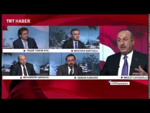 Dışişleri Bakanı Mevlüt Çavuşoğlu: Amacımız tüm Afrin'de teröristleri temizlemek