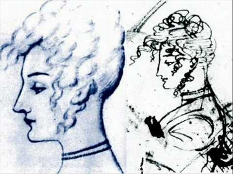 Пушкин и Собаньская (стихи Ахмадулиной)