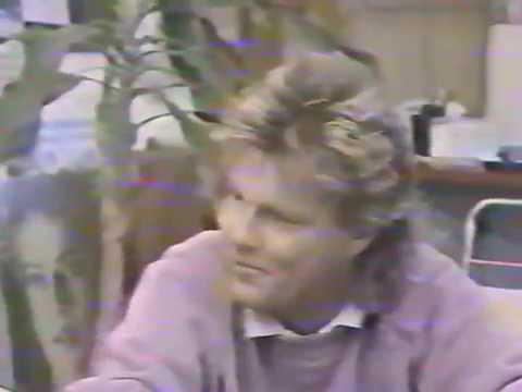 Dieter Bohlen - Интервью ТВ СССР 1988