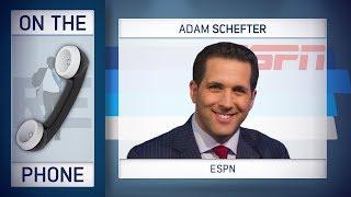 ESPN'S Adam Schefter Talks Jets' GM Firing, Beilein & More w/ Rich Eisen | Full Interview | 5/15/19