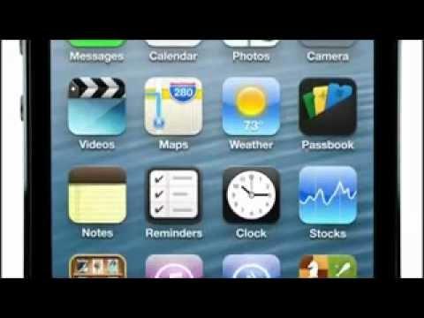 เปิดตัวแล้ว  ชมภาพ iPhone5  ที่นี่