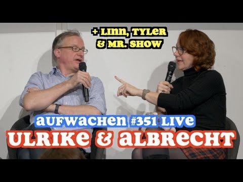 Aufwachen #351 Live Event - Zoff um Europa mit Ulrike Guerot & Albrecht von Lucke