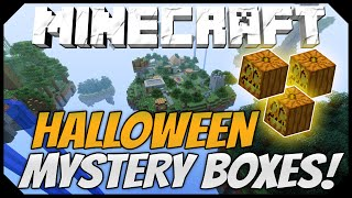 WE ACTUALLY GOT IT! ( Hypixel NEW HALLOWEEN MYSTERY BOXES )