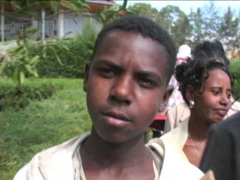 Kids Got A Song To Sing (ethnographic Film On Enzata/Azmari Children In Gondar, Ethiopia)
