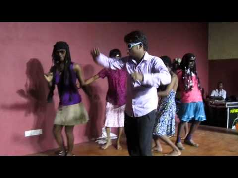 Ocean University Of Sri Lanka 2014 Freshers Night Dance video
