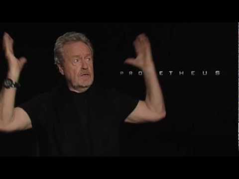 Ridley Scott Interview --  Prometheus