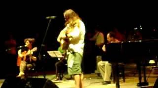 09513- Nano Stern Y Francesca Ancarola- Lo Unico Que Tengo- Canto Por Haiti