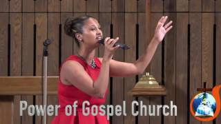 Power of Gospel Church - Conference July/2016