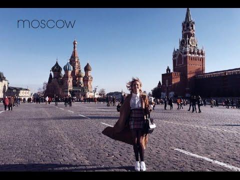 vlog : MOSCOW , волосы? , холод , таня вернись к шапику