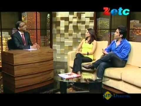 Komal Nahta with Tusshar Kapoor & Kulraj Randhawa