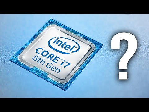 Intel's NEW 8th Generation CPU's... EXPLAINED!