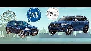 Gta San Andreas. Моды на автомобили #8 BMW X3 vs Volvo XC90
