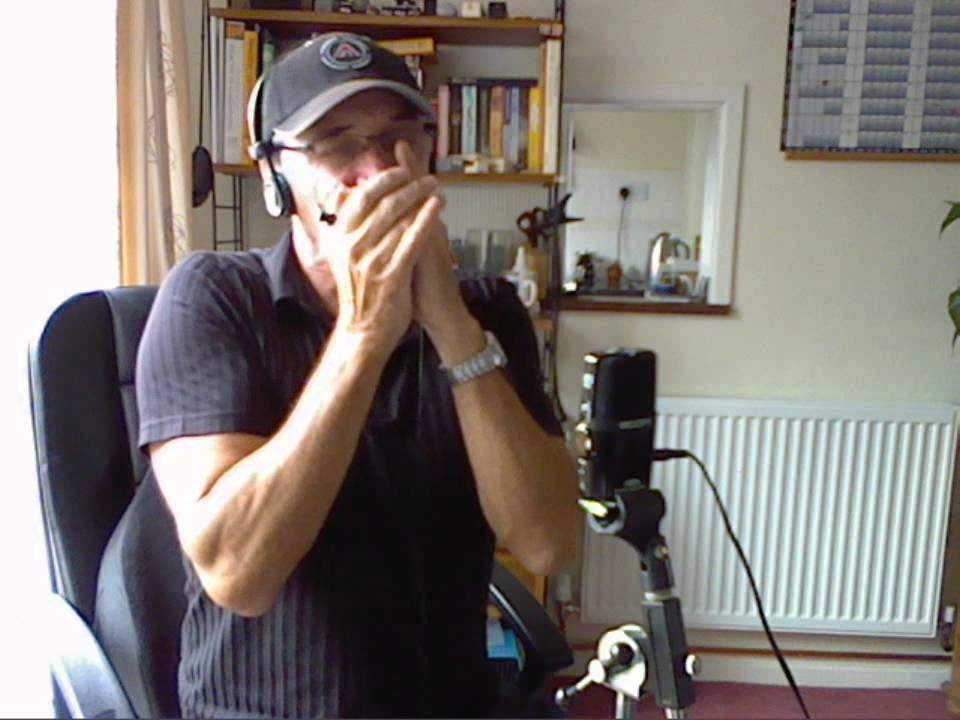 Moon River on (Blues) Harmonica + How to play TAB - YouTube