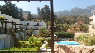 2 BED MINI VILLA WITH STUNNING VIEWS & COMMUNAL POOL  LAPTA, KYRENIA £77,950 HP1613 K