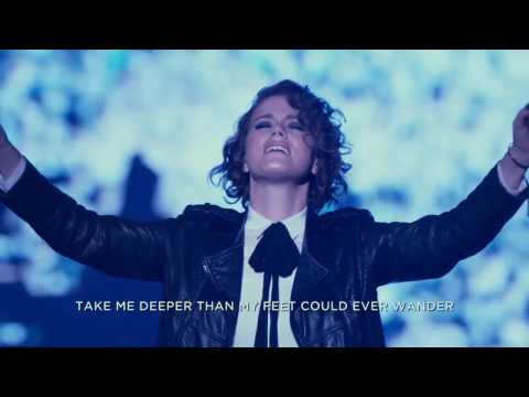 Hillsong United  -  Oceans [with Lyrics] (Live 2016)