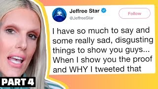James Charles' Lawyer Thinks It's ALL a Joke. What Are Jeffree Star's Receipts? - Part 4
