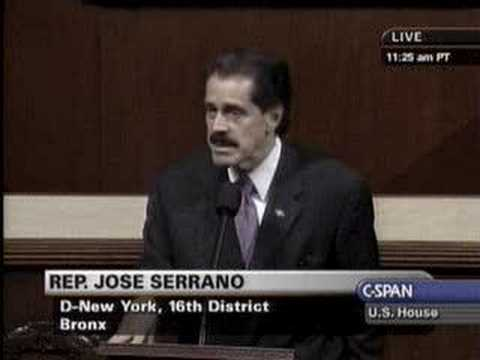 Rep. Serrano On Protecting Children