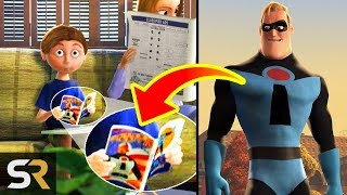 10 Times Pixar Characters Were Spotted In OTHER Films