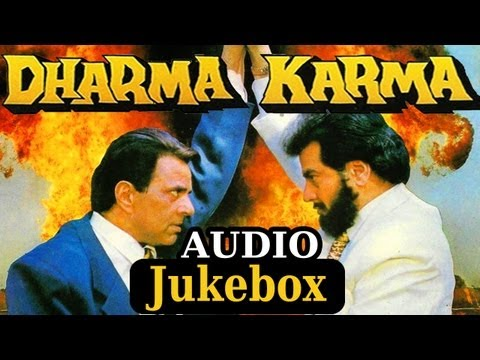 Dharma Karma - All Songs - Dharmendra - Jeetendra - Bollywood...