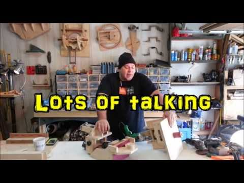 What izzy up to? Homemade - Spindle Sander. Band saw. Table saws and more