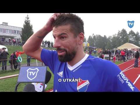 Valašské Meziříčí - Baník (0:6): hodnocení Milana Baroše