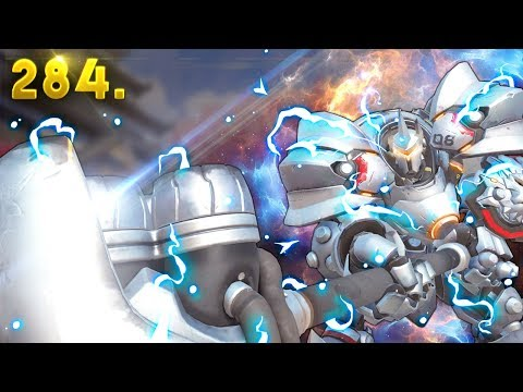 SUPER REINHARDT..!! | OVERWATCH Daily Moments Ep. 284 (Funny and Random Moments)