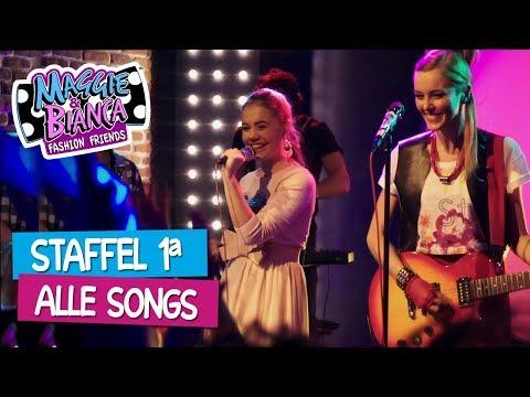 Maggie & Bianca Fashion Friends I Staffel 1 - Alle Songs