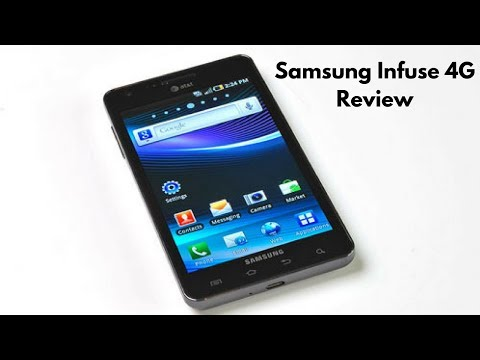 Ringtones On Samsung Android Devices (Including Infuse 4G, Galaxy S