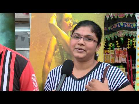 Fans Fans Opinion on most awaited 'I' Tamil Film in Ipoh-Malaysia Part 16