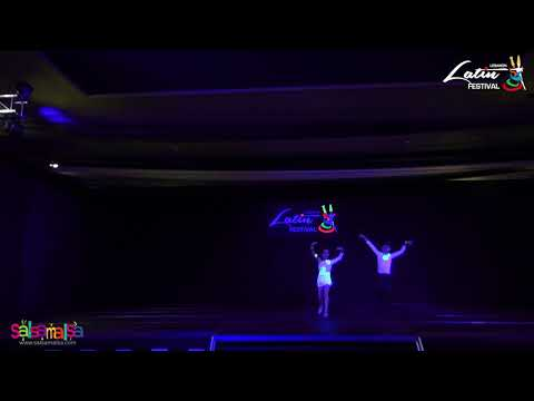 Batuhan & Şevval Salsa Dance Performance | LLF-2017