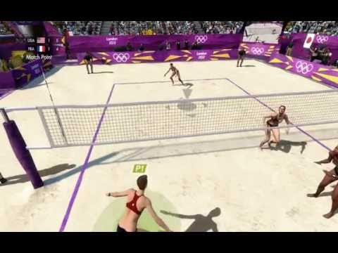 London 2012 Video Game of the Olympic Games PC Multiple Spor