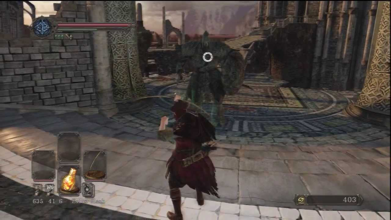 Dark Souls Bow Build